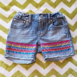 PEEK Dungarees Adjustable Shorts Size: 6